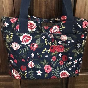 Jujube classic oncore tote in midnight posey